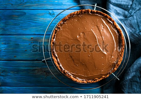 Coffee Mud Pie Stock photo © LAMeeks