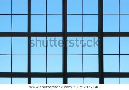 színes · háló · mértani · átláthatóság · modern · hálózat - stock fotó © imaster