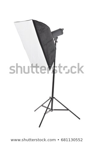 icon of softbox light stock photo © angelp