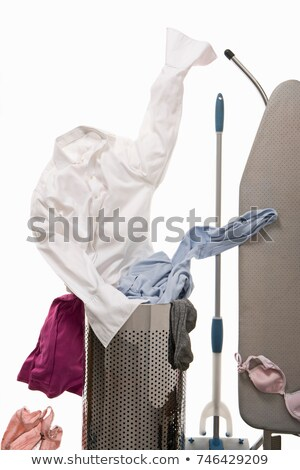 A shirt emerging from the wash basket Stock photo © IS2
