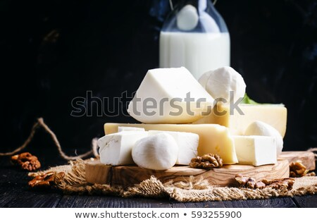 свежие · сыра · продовольствие · буфет - Сток-фото © M-studio
