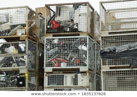 garbage dump 03 Stock photo © LianeM