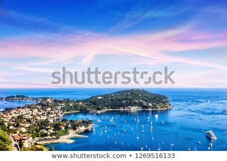 Villefranche sur mer Stock photo © inaquim