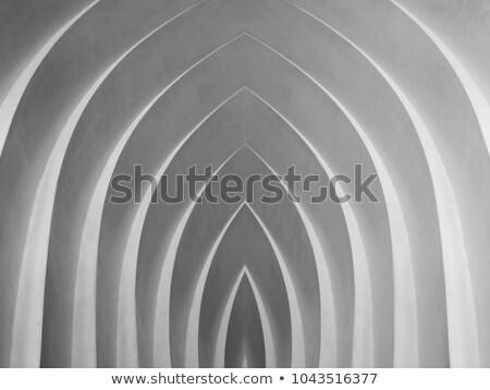 Gothic architettura dettaglio Foto d'archivio © Sarkao