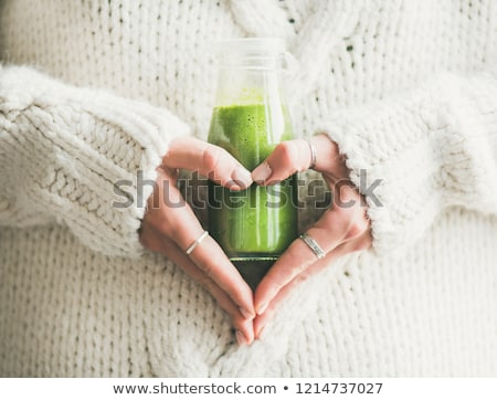 Vegetable drinks Stock photo © MKucova