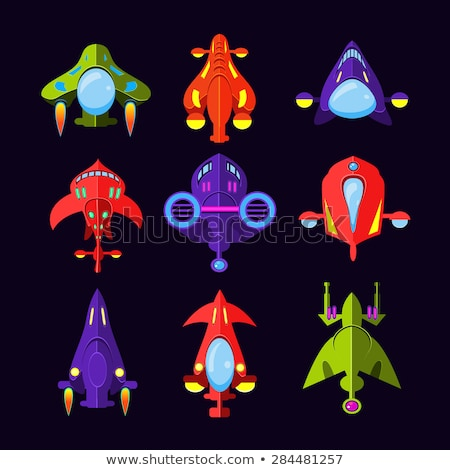 a group of space invaders Stock photo © mayboro