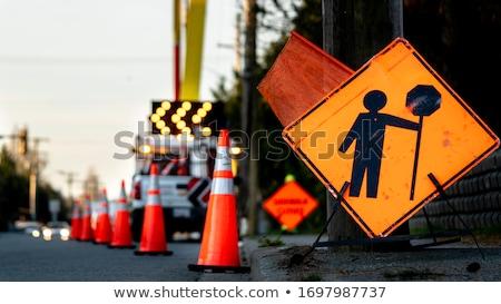 données · analyse · autoroute · panneau · affaires · route - photo stock © tashatuvango