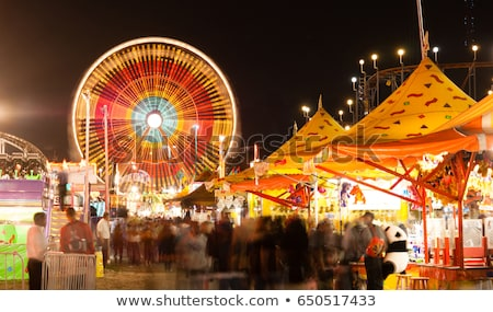 Carnival Midway Stock photo © piedmontphoto