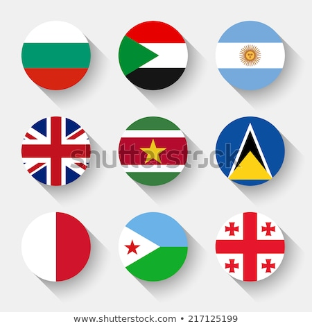 United Kingdom and Djibouti Flags Stock photo © Istanbul2009