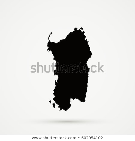 kaart · Italië · politiek · verscheidene · regio · wereld - stockfoto © rbiedermann