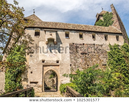 castle Runkelstein in Alto Adige  Stock photo © LianeM