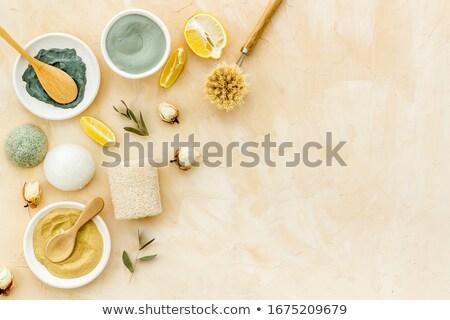 Zdjęcia stock: Ingredients For Skin Beauty Treatment