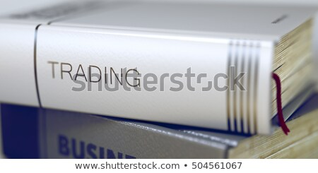 Banking - Book Title. 3D. Stock photo © tashatuvango