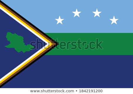 デルタ フラグ ベネズエラ 地球 地上 ストックフォト © grafvision