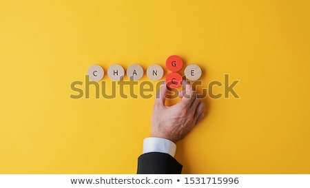 Plan and strategy in business, Risk To Make Business Growth Conc Stock photo © Freedomz