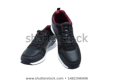 pair of mens athletic shoes stock photo © a2bb5s