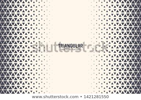 triangular Stock photo © guffoto