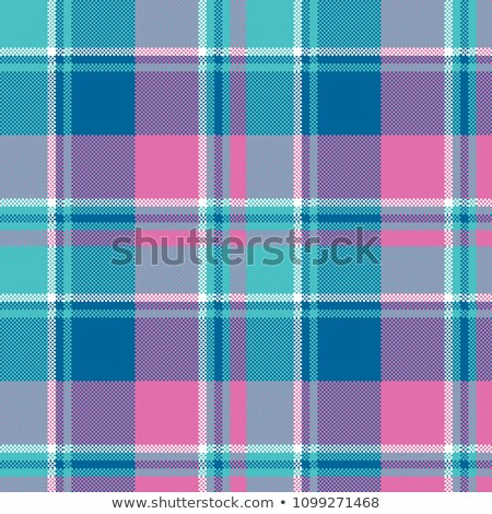 mosaic tiled pink striped checker backdrop Stock photo © Melvin07