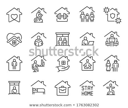 Ikona web design zestaw 19 kolor komórkowych Zdjęcia stock © smoki