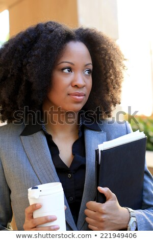 Mature student looking frustrated Stock photo © bmonteny