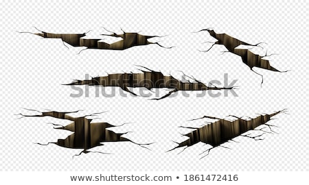 Crevice Stock photo © Tawng