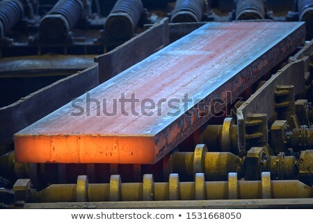 hot steel plate stock photo © mady70