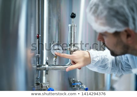 Pharmaceutical Pressure Stock photo © Lightsource