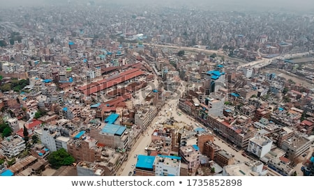 Kathmandu City Stock photo © THP