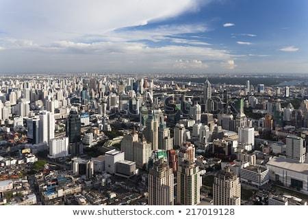Mooie Bangkok Thailand hemel hotel Stockfoto © HASLOO
