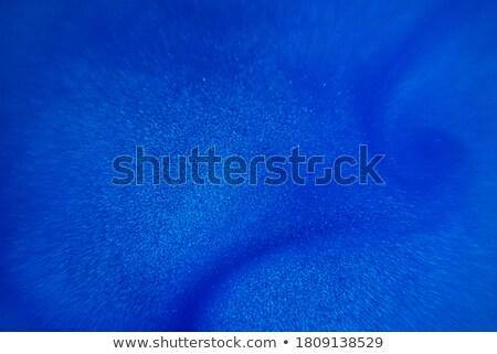 Dinâmico onda misto fechar azul abstrato Foto stock © experimental