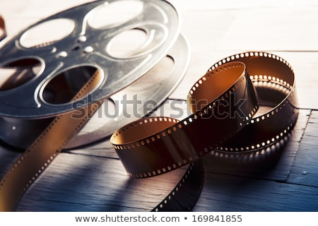 Film Reel Cine Stock photo © idesign