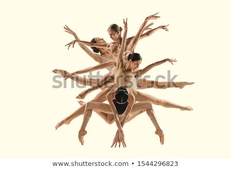 modern dancer 5 stock photo © forgiss