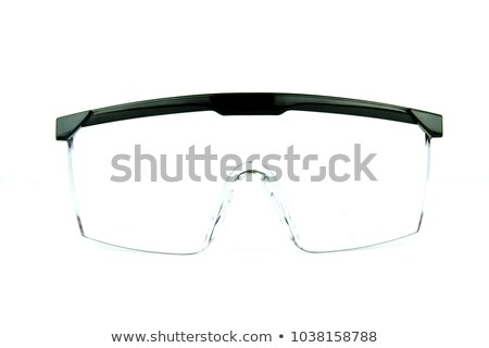 safety glasses isolated Stock photo © ozaiachin