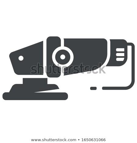 Electrical sander Stock photo © donatas1205