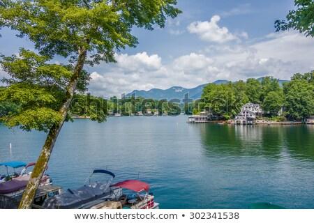 lake lure landscape Stock photo © alex_grichenko