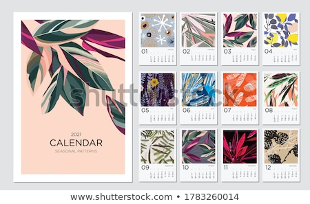 Planting Annuals Stock photo © songbird