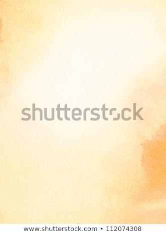 brown yellow watercolor background Stock photo © PixelsAway