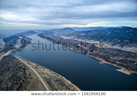Fort Collins aerial view Stock photo © PixelsAway