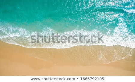 high mountains above the sea stock photo © all32