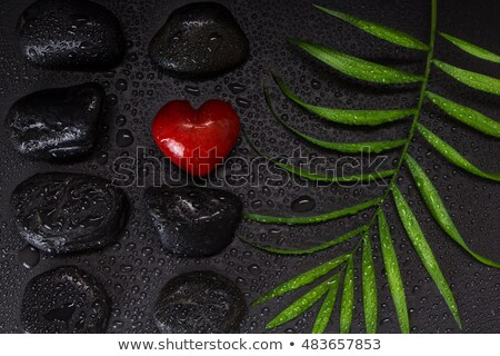 Chinese Love In Stone Stock photo © hlehnerer