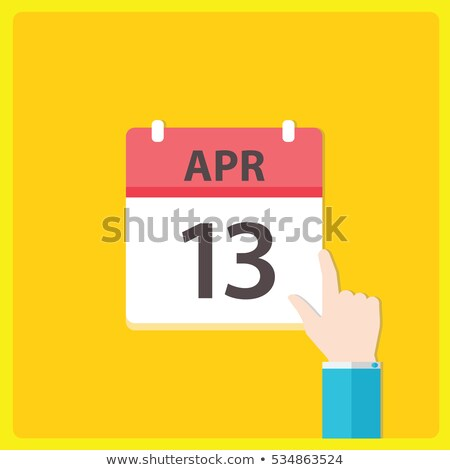naptár · webes · gomb · világ · nap · zene · tavasz - stock fotó © Oakozhan