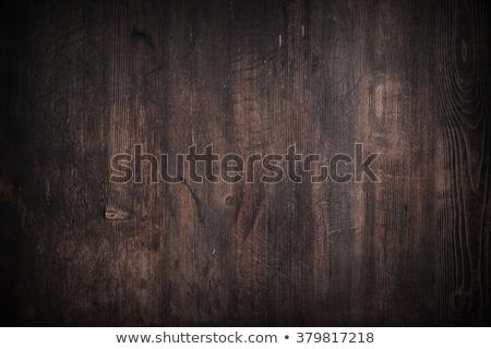 öreg sötét fa textúra fából készült textúra fa Stock fotó © vapi