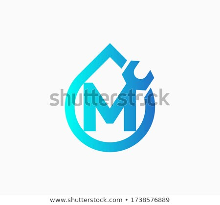 A letter M for mechanic Stock photo © colematt