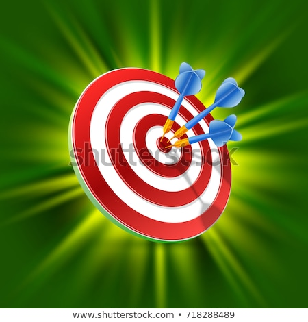 стрелка · вверх · успех · один · зеленый · бизнеса - Сток-фото © djmilic