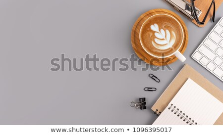 Desktop stationery Stock photo © Zela