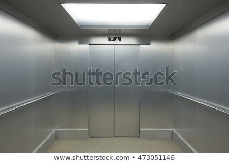 inside an elevator stock photo © creisinger