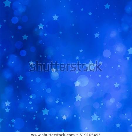 Süper star ışık doğum günü arka plan dalga Stok fotoğraf © rioillustrator