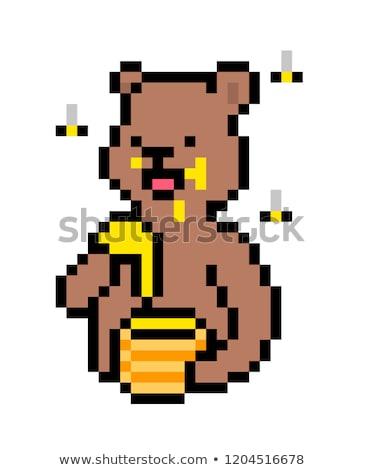 bit of honey Stock photo © jayfish