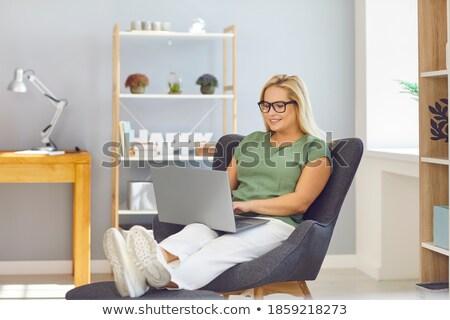 atraente · executivo · sócio - foto stock © stockyimages