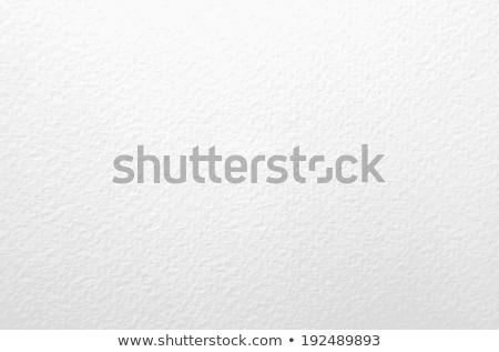 Tekstury biały tkanka tekstury papieru papieru wody Zdjęcia stock © ozaiachin